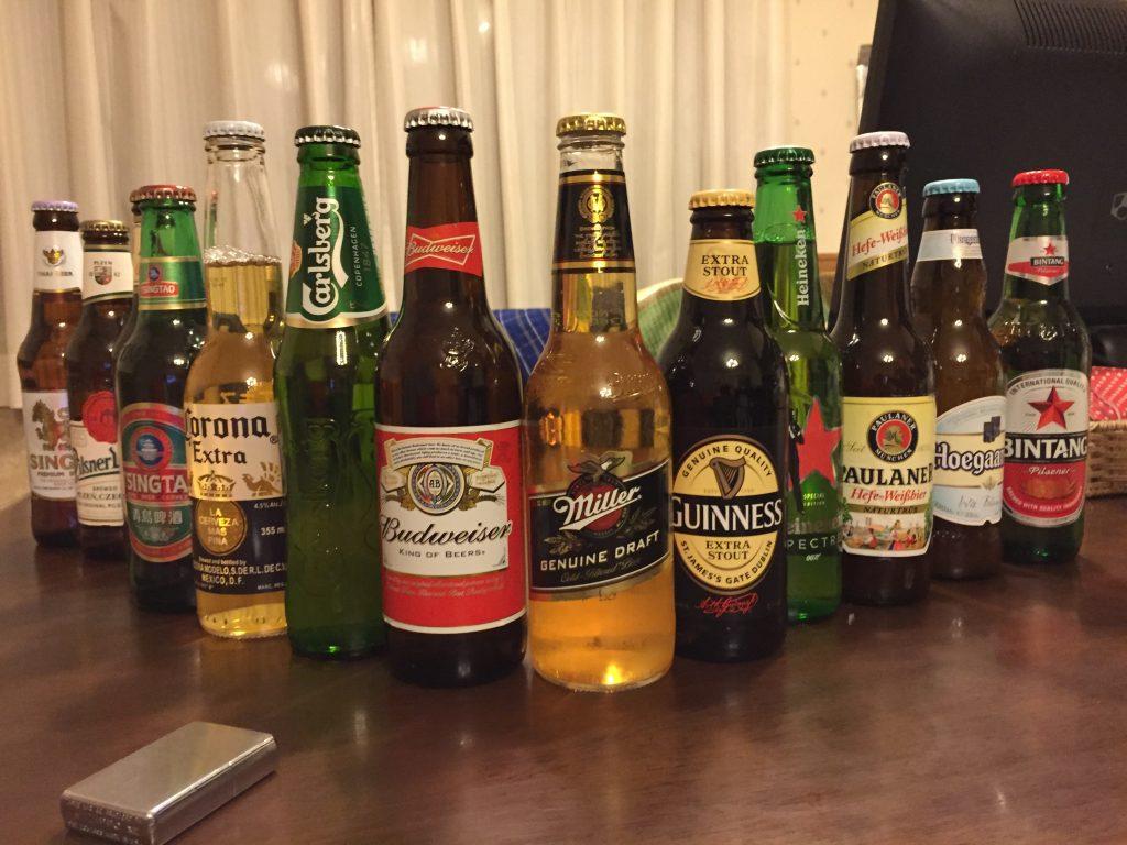 世界のビール飲み比べセット